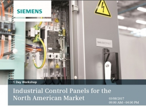 Industrial Control Panels for the North American Market Workshop