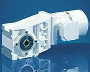 Lenze GKR Bevel Gearmotors - GKR Bevel Gearmotors by Lenze
