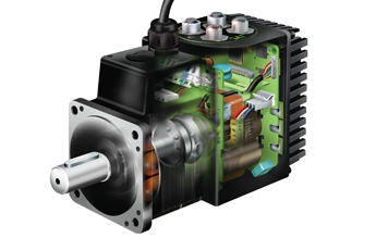 JVL International  MAC Integrated Servo Motor - MAC Integrated Servo Motor by JVL International
