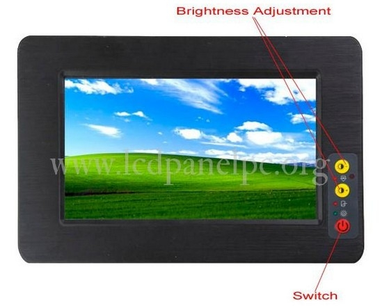 Resun Electronics Co Ltd Rugged Wide Temperature Fanless Touch Panel PC - Rugged Wide Temperature Fanless Touch Panel PC by Resun Electronics Co Ltd