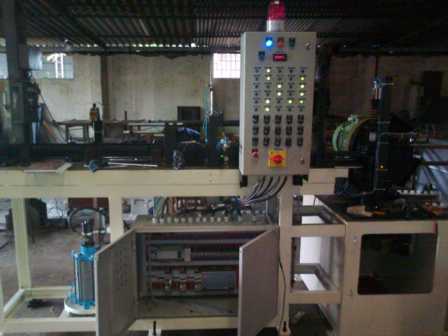 Harsh Automation And Controls Special Purpose Machine With Automation - Special Purpose Machine With Automation by Harsh Automation And Controls
