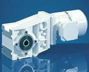 All Motion Control - GKR Bevel Gearmotors by Lenze