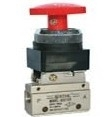 Machinery Pneumatic Products - 2 Positions 3 Ports Mechanical Solenoid Valve by Ningbo Sono Manufacturing Co.,Ltd