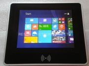 All Touch Screen PCs - 9.7 Inch Flat Screen Industrial Pane PC by Resun Electronics Co Ltd