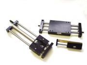 Pneumatic Linear Actuator Electro Mechanical Positioning Systems - AGI Pneumatic Linear Actuator by AGI American Grippers Inc