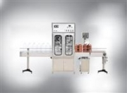 All Machine Vision - Automatic Liquid Quantitative Filling Line by Jinan Xunjie Packing Machinery Co., Ltd.