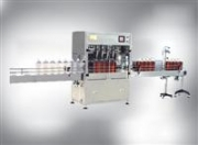 All All - Automatic Lubricating Oil Filling Line by Jinan Xunjie Packing Machinery Co., Ltd.