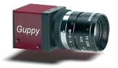 All Color Smart Cameras - AVT Guppy by MoviMED