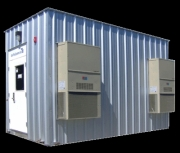 Enclosure Enclosures - Climate Contolled Enclosure by StarFlite Systems