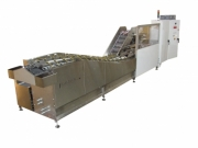 Packaging Machine All - Flowtech Pouch Feeder by Finesse Manufacturing And Polytron, Inc.