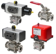 Valve Pneumatic Products - Full Port Ball Valve- 36 Series by Assured Automation