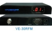 All Machine Vision - HDMI To RF Matrix Extender by Meicheng Audio Video Co., Ltd.