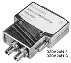 Power Supply Control Products - Hirschmann OZDV 2451 G by East Advance Technology  Co.