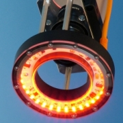All Machine Vision - ILP LED Darkfield Ringlights by Volpi Usa