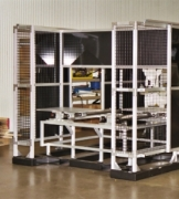 All Aluminum Extrusion - JOKAB SAFETY NA Fencing by Jokab Safety