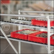Fasteners Framing And Guarding - Line D30 Profiles  by Item Industrietechnik GmbH