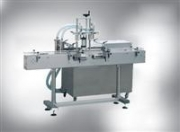 All Machine Vision - Linear Type Liquid Filling Machine by Jinan Xunjie Packing Machinery Co., Ltd.