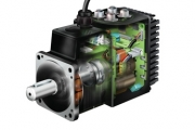 Control Geared Servo Motors - MAC Integrated Servo Motor by JVL International