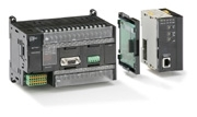Micro Plc Programmable Logic Controllers - Omron Cp1h Plc by Omron
