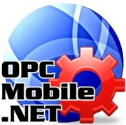All Hmi Process Visualization Software - OPC Mobile NET by Eldridge Engineering
