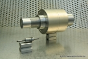 Planetary Roller Screw Electro Mechanical Positioning Systems - Performance Roller Screws by Creative Motion Control, Inc.