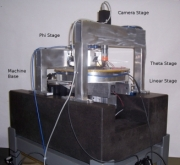 All All - Precision R - Theta Stage For 300 Mm Wafer Format by Dynamic Structures And Materials, LLC