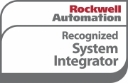 Panelview Plus Geared Servo Motors - Recognized Rockwell System Integrator by Rockwell Automation