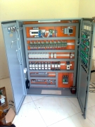 All Standard Servo Motors - RMC Plant PLC Panel With SCADA Programming by Harsh Automation And Controls
