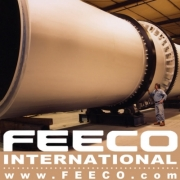 All Framing And Guarding - Rotary Dryer by FEECO International, Inc