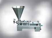 All Motion Control - Semi-automatic Paste Filling Machine by Jinan Xunjie Packing Machinery Co., Ltd.