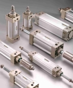 Linear Pneumatic Products - Standard Cylinders by Ningbo Sono Manufacturing Co.,Ltd
