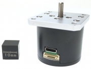 Ultrasonic Motor Electro Mechanical Positioning Systems - SUM-40 Smart Motor by Dynamic Structures And Materials, LLC