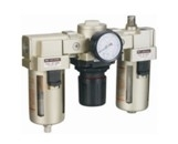 All Hydraulic Products - WAC Seires Air Preparation Units by Iwa Industrial Co.,ltd