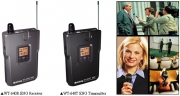 All Wash-down Smart Cameras - Wireless Simultaneous Translation by Meicheng Audio Video Co., Ltd.