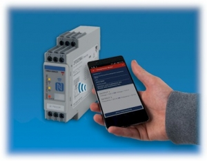 Carlo Gavazzi - Dpd Series Three-phase Monitoring Relay With Nfc Configuration