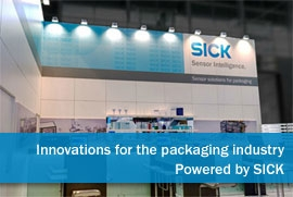Packaging Solutions From Sick