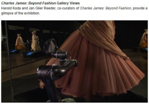 Automation And Fashion Come Together In New Exhibit At The Met
