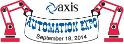 Automation Expo Sept 18, 2014
