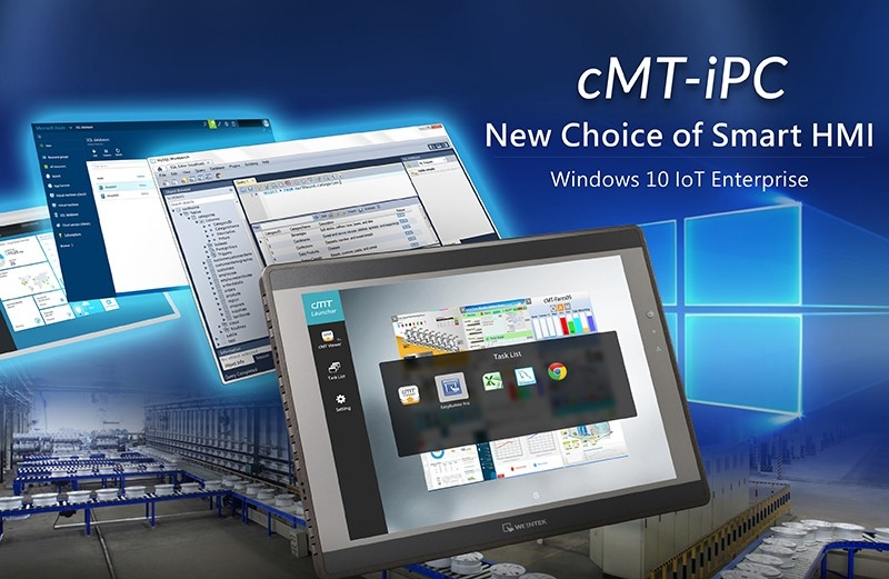Cmt-ipc10 - Now Also Available With Windows 10 Iot Enterprise