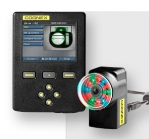 Cognex Introduces Third Generation Checker Sensor