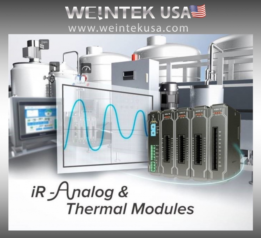 Introducing Ir-analog And Thermal Modules