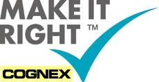 Make It Right With Cognex
