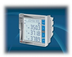 New Carlo Gavazzi Three Phase Power Analyzer