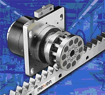 Nexen Roller Pinion System Opens Up New Design Possibilities
