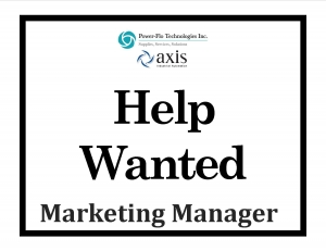 Now Hiring - Marketing Manager