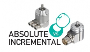 Posital - Absolute Vs Incremental Rotary Encoders