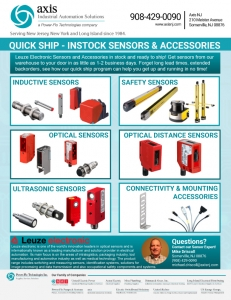 Quick Ship  In Stock Sensors And Accessories