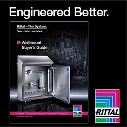 Rittal - Nema Protection And Security Comes Standard.