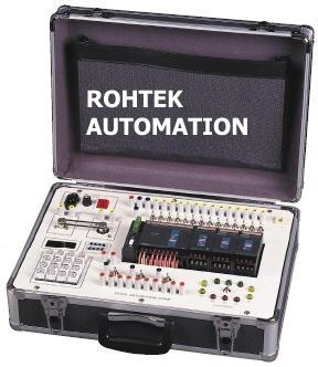 Rohtek Automation - Ladder Training Fatek Plcs Programmable Logic Controller Training Box