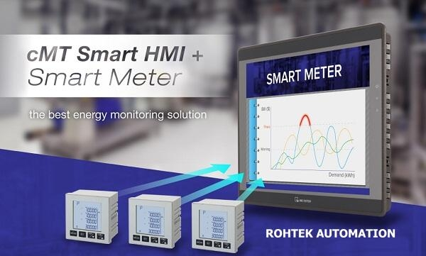 Rohtek Smart Hmi And Smart Meter